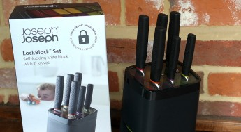 Joseph Joseph knife block