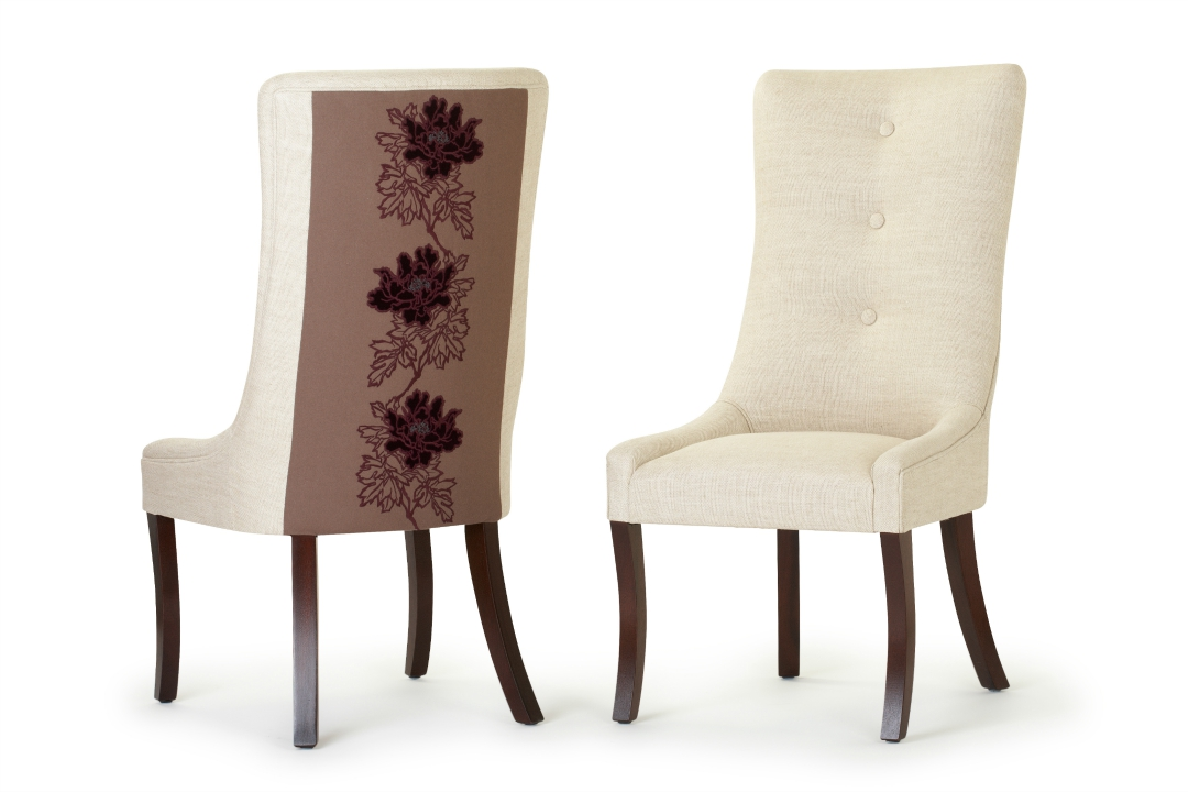 George Smith and Victoria Bain dining chair