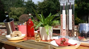 Styling your Summer table
