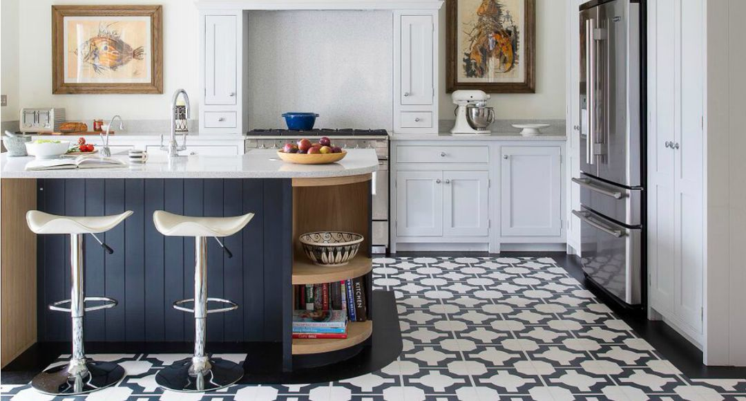 Banish boring flooring with Harvey Maria