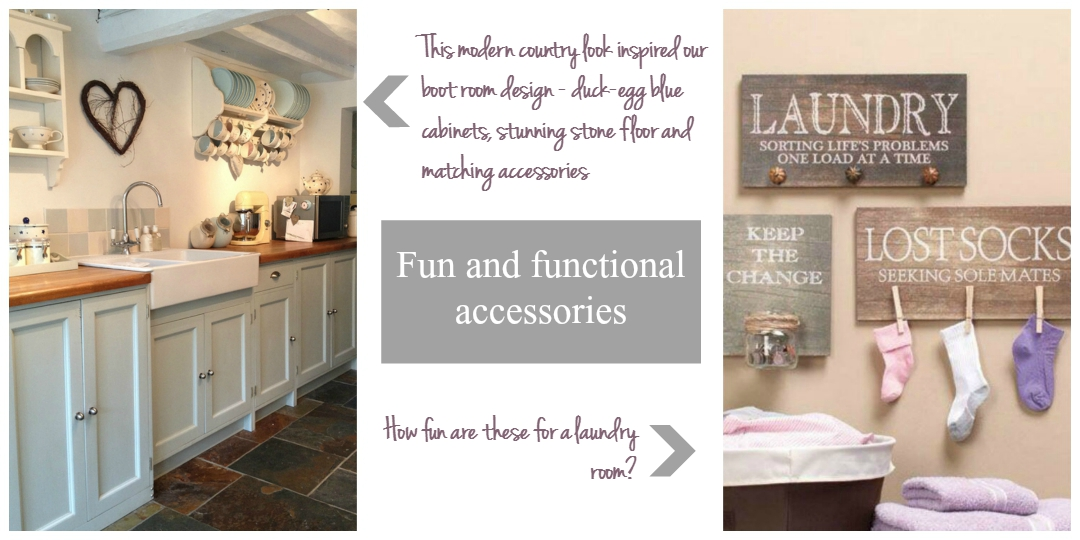 Fun and functional accessories