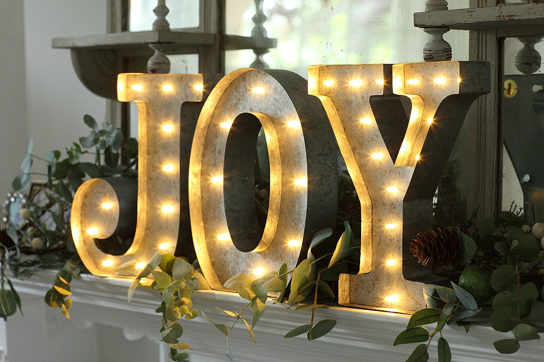 The Handpicked Collection Joy Sign 49.95 featured at TheEssexBarn.com