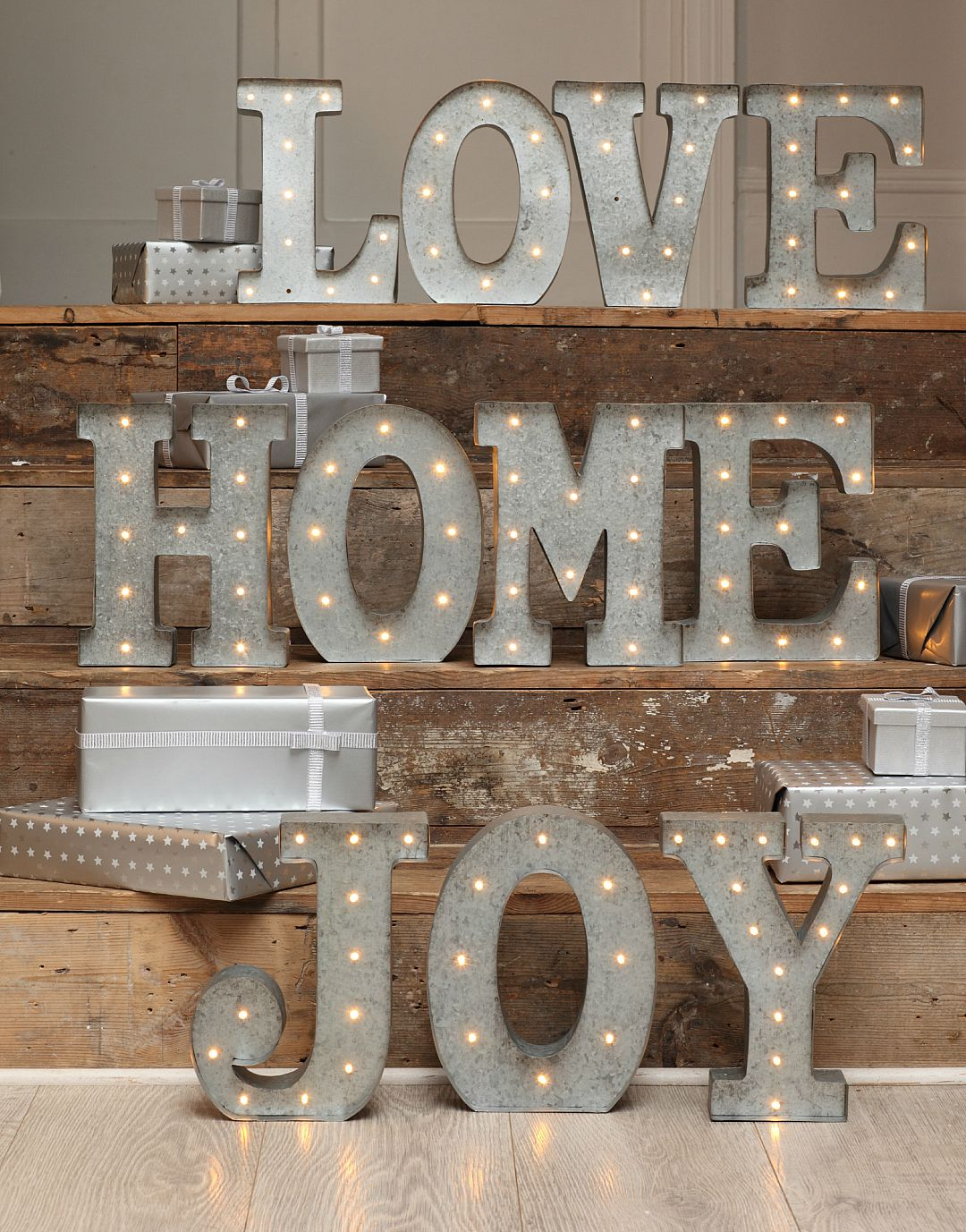 The Handpicked Collection Light Up Signs featured at TheEssexBarn.com