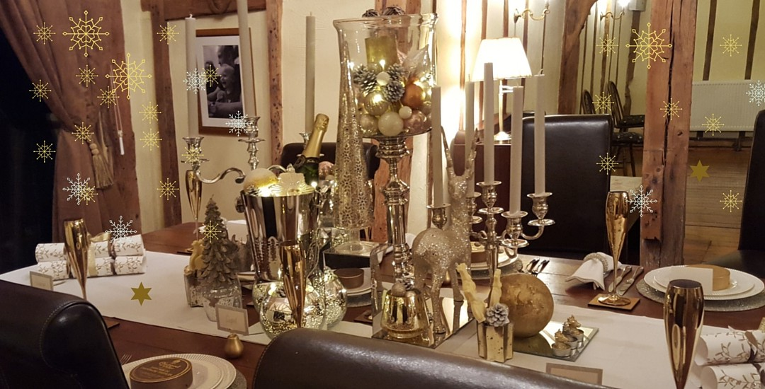 The perfect Christmas table with John Lewis